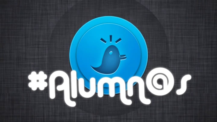 Image of the cover of the video;#Alumn@s 01. social networkorking