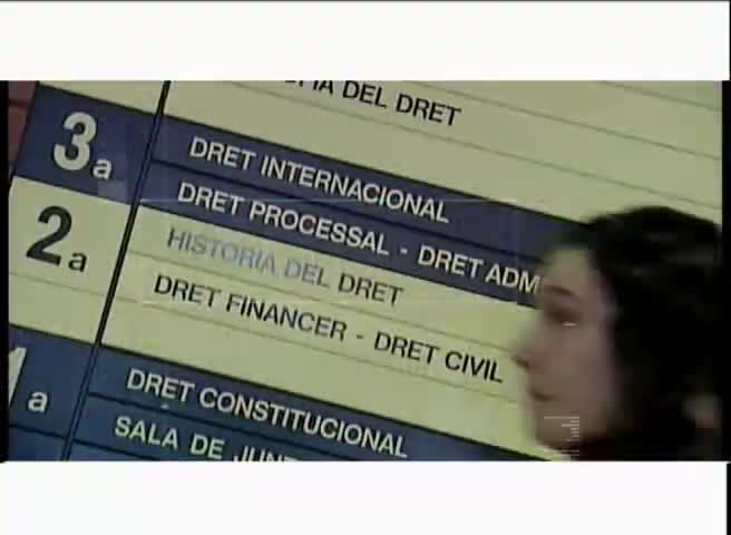 Image of the cover of the video;Faculty of Law