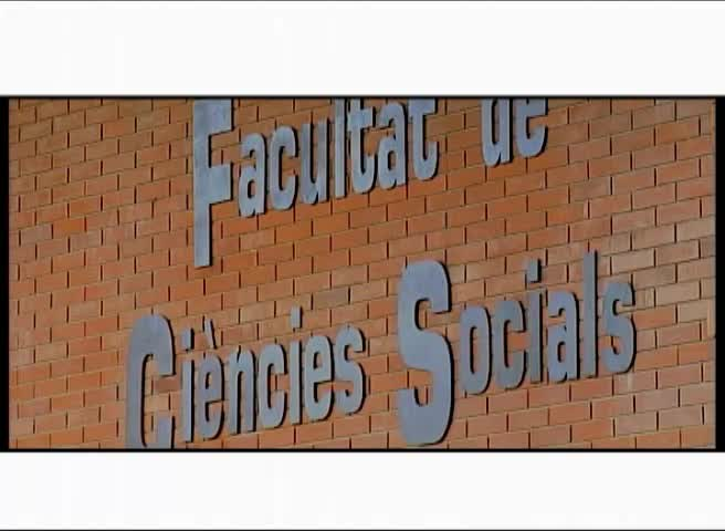 Image of the cover of the video;Faculty of Social Sciences