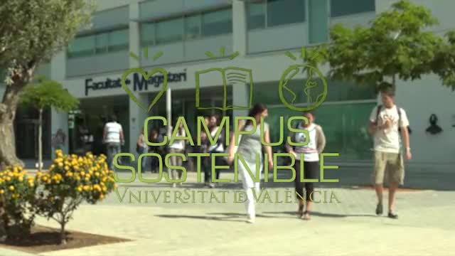 Imatge de la portada del video;Campus Sostenible