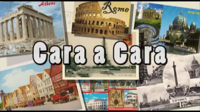 Image of the cover of the video;Cara a cara. From Valencia to Italy