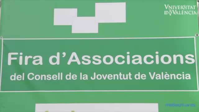 Image of the cover of the video;XIX Fira d?Associacions del Consell de la Joventut de València