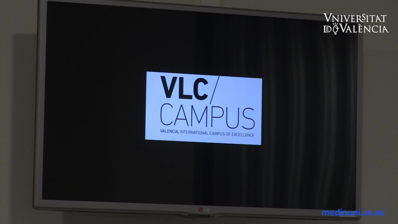 Image of the cover of the video;V Summer Science Campus