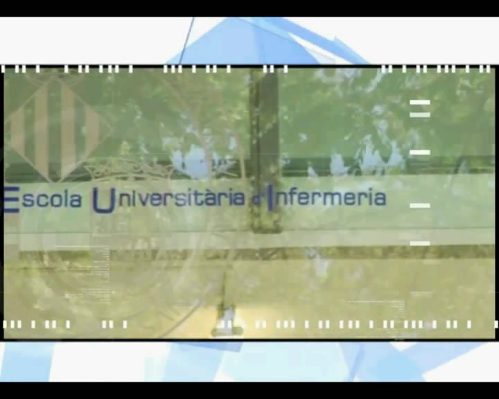 Image of the cover of the video;Faculty of Nursing and Chiropody